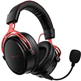 Mpow Air Pro 2.4G Wireless Gaming Headset 7.1 Surround Sound for PC Computer Headset, Dual Chamber Drive, Noise Cancelling Mic,Low-Latency Over-Ear Gaming Headphones