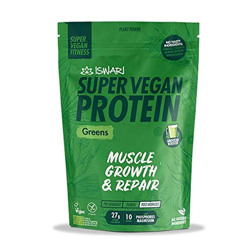 Super Vegan Protein Greens 350g