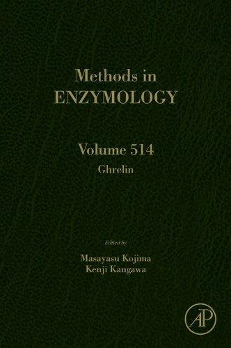 Ghrelin (ISSN Book 514) (English Edition) ✅