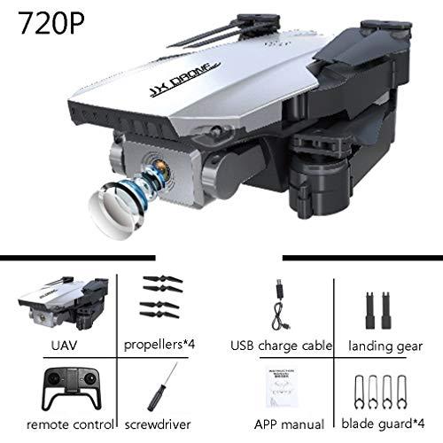 SBUNA Pequeño Drone para Niños RC Drones Vídeo en Vivo con Control de Largo Alcance, 3D Flips, Modo sin Cabeza, Estabilización de Altitud, Modo Órbita, Mejor Regalo para Principiantes
