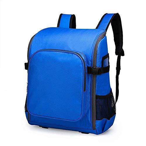 CANDYANA Draagbare waterdichte Oxford doek EHBO-kit Hoge capaciteit Compact en Lichtgewicht EHBO-rugzak voor Reizen, Camping, Wandelen en Outdoor Sports