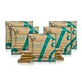 Tavoletta di Cioccolato Bianco al Caramello e Sale delle Hawaii - 50g (Confezione da 5 Pezzi)