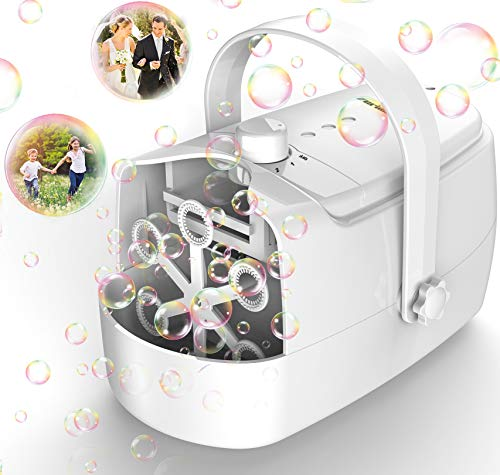 Product Image of the Zerhunt Bubble Machine