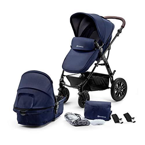 kk Kinderkraft Moov 2in1 Kinderwagen Buggy Babytragetasche Navy