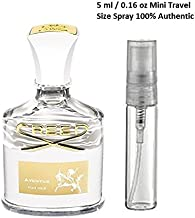 Creed Aventus for her EDP 100% Authentic 5 ml / 0.16 oz spray Mini Travel Size
