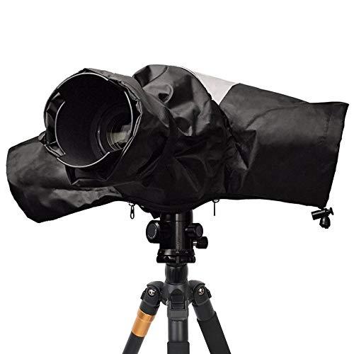 Mopoin Kamera Regenschutz, Regenschutzhülle Wasserdichter Kamera für Canon, Sony, Nikon und Andere Digitale Spiegelreflexkameras