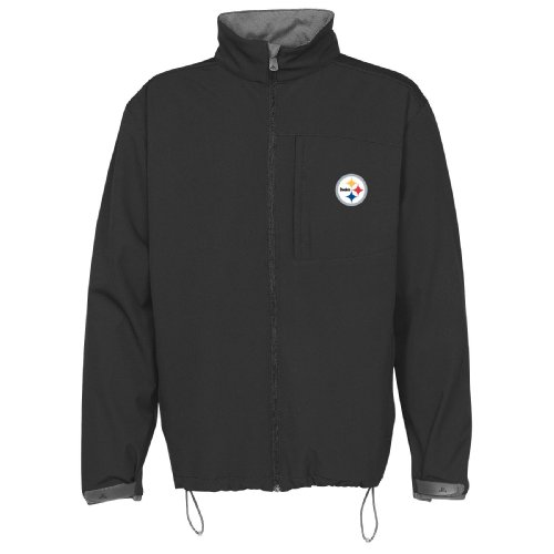 VF LSG Pittsburgh Steelers Unprecedented Jacket, Large