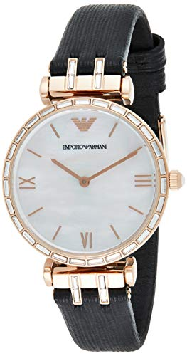 Emporio Armani Reloj Analógico para Mujer de Cuarzo AR11295