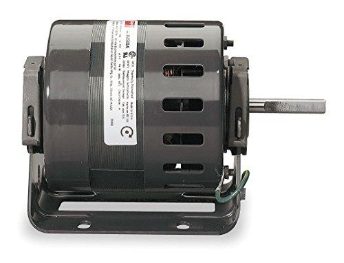 HVAC Motor, 1/10 HP, 1550 RPM, 115V
