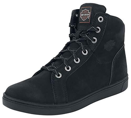 Harley-Davidson Footwear compatibel met Harley-Davidson heren High Top sneakers zwart