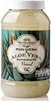 PULPA NATURAL DE ALOE COMESTIBLE 100% ORGÁNICO