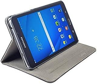 Gecko Easy-Click Custodia per Samsung Galaxy Tab A 10.1 Nero Similpelle