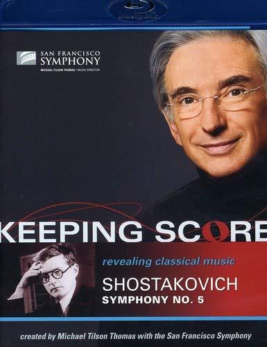Shostakovich Sinfonie 5/Blue-Ray [Blu-ray]
