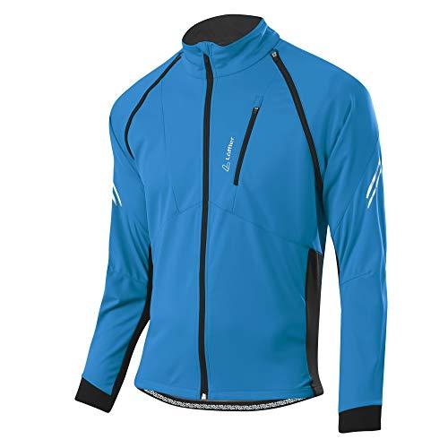 LÖFFLER San Remo 2 Ws Light - Chaqueta de ciclismo para hombre azul claro 60 cm