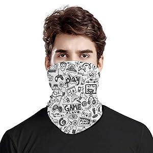 Was für Sie: Sie erhalten 1 Kopftuch 🍀Geeignete Größe: 25 x 50 cm und mit guter Elastizität, diese Kopfwickel Schals können Sie die Größe an Ihre Kopfgröße anpassen, passend für die meisten Erwachsenen Kopfgröße, und kann auch verwendet werden, um ve...