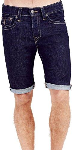 True Religion - Mens Ricky Shorts With Flap
