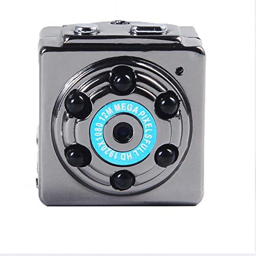 マイク気候つぼみNANNAN カード型小型カメラポータブルDV付きHDマイクロナイトビジョンカメラ
