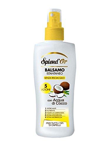 SPLEND'OR Balsamo cocco spray 200 ml. - balsamo capelli