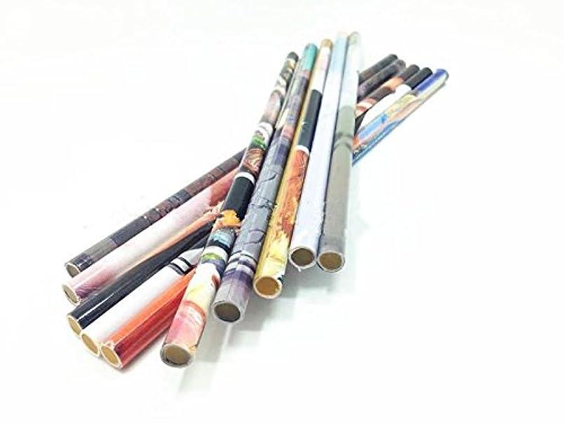 悲惨追加する懇願するGressu(TM)1PCワックス樹脂ラインストーンの宝石ネイルアートピッキングツール鉛筆ペンは、ペンをピックアップ
