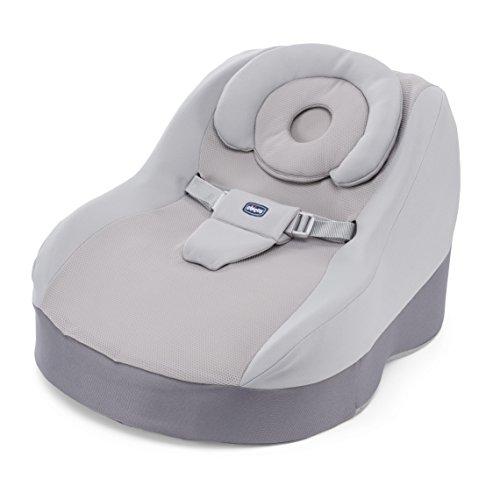 Chicco 05079844080000 Ergonomischer Positionierer Comfy Nest, grau