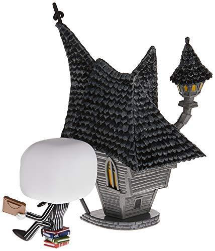 Pop! Figura De Vinil: Town: Nightmare Before Christmas - Jack - Jack's House 3