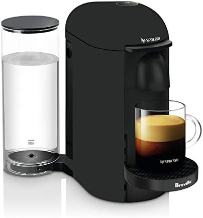 Nespresso VertuoPlus Deluxe by Breville Matte Black product image