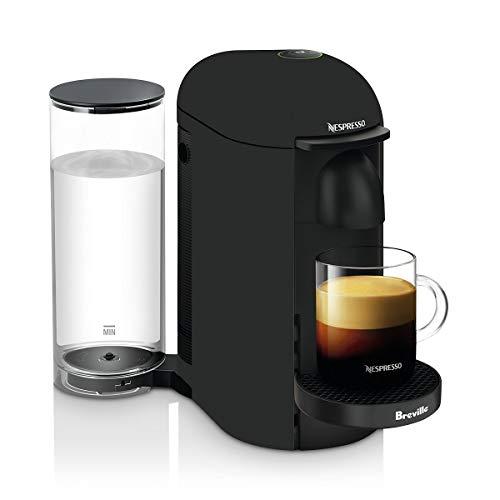 Nespresso VertuoPlus Deluxe by Breville, Matte Black