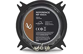 Infinity Reference REF-4032CFX 4  2-way Car Speakers - Pair