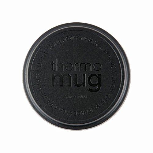 thermo mug(サーモマグ) モバイルタンブラー WHITE M16-35