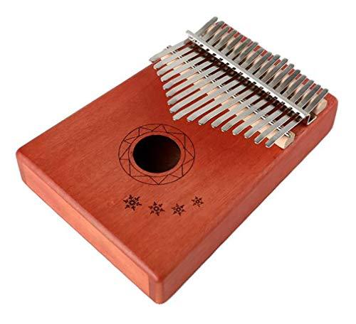 17-Tasten-Daumenpiano, hochwertiges Fingerpiano-Musikgeschenk