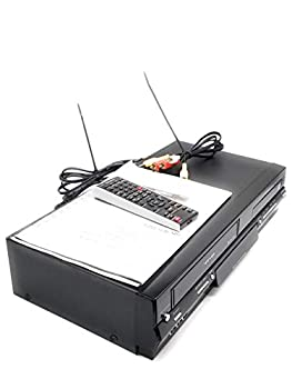 Toshiba SD-V295KU Tunerless DVD/VCR Deck Player Recorder COMBO VHS & CD Player AV Cable Included No Remote