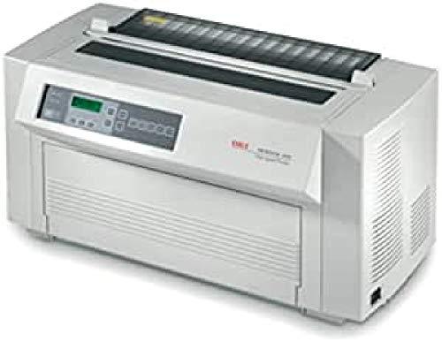 OKI ML4410 Stampante ad aghi, sistema di stampa 9 aghi a impatto, 136 colonne, 435 cps (caratteri al secondo)