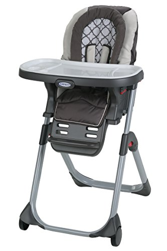 Learn More About Graco DuoDiner DLX High Chair | Converts to Dining Booster Seat