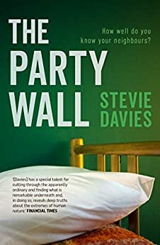 The Party Wall by [Stevie Davies]