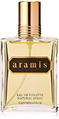 NOTE - Product is best if used within 36 months from first use Aramis Eau de toilette spray 3.7 oz/110 ml Eau De Toilette Spray 3.7 oz New In Box