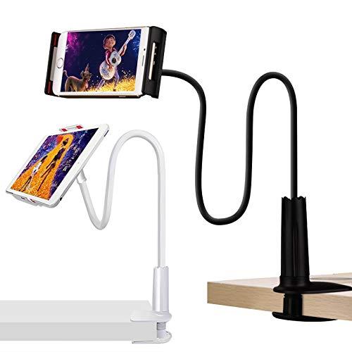 GEVJ Tablet Standhouder Flexibele desktop-telefoonondersteuning voor iPad Samsung Mi Pad 4 Xiaomi voor iPhone Lazy Bed Tablet PC-standaards
