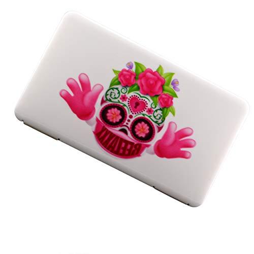 REELAXXX Kunststoff-Lagerbox Aufbewahrungsbox aus Kunststoff für Maske, Schmuck, Karten und Zubehör, wasserdichte Tasche, wasserdichte Faltschachtel, Schachteln mit Deckel (WhiteTM)