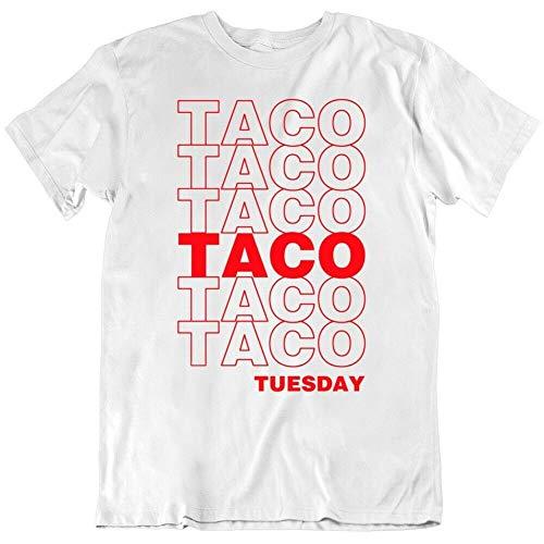 Drôle Nouveauté T-shirt homme tee tshirt-Wanna Taco Bout It