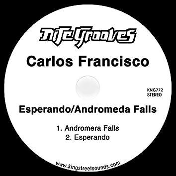 Esperando / Andromeda Falls