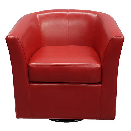 TITLE_Christopher Knight Home Daymian Swivel Club Chair