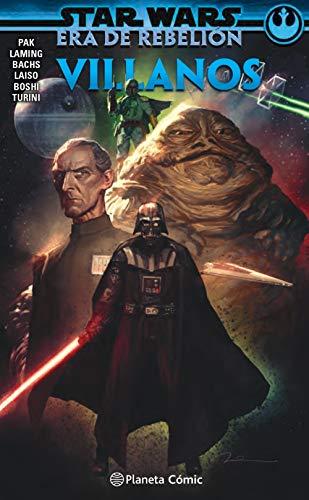 Star Wars Era de la Rebelión: Villanos (tomo) (Star Wars: Recopilatorios Marvel)