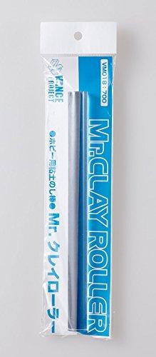 造型用 【 クレイローラー 】 CMVM018/ クレイを平らに均すためのアクリル樹脂性のローラーです Mr.ホビー