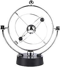 Orbital Kinetic Art Movimento Continuo Pêndulo Giratório Circular + Pilhas - 25cm