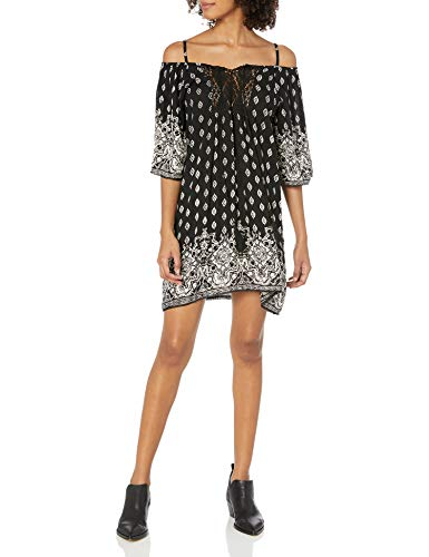 Angie Women's Cold Shoulder Dress