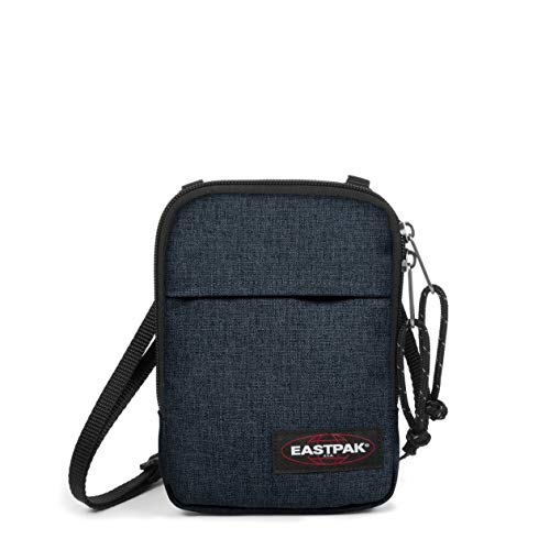 Eastpak Buddy Umhängetasche, 18 cm, Blau (Triple Denim)