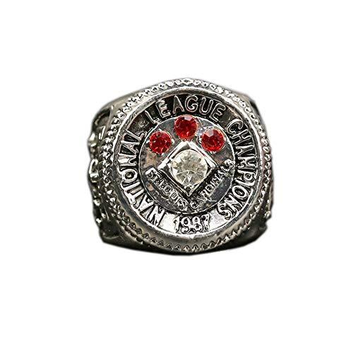 1987 MLB Louis Cardinals Baseball Championship Ring Ringe Replik Kreativer Ring für Frauen und Männer Champion Ring,Without Box,11#