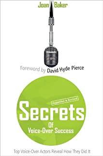 Secrets of Voiceover Success