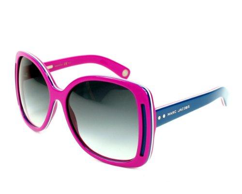Marc Jacobs Gafas de sol Para Mujer 408/S - CXM/BB: Ciclamen / Azul