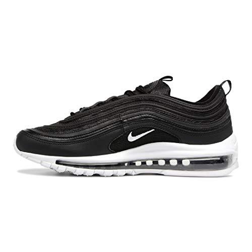 Nike Air MAX 97 (GS), Zapatillas para Hombre, Negro (Black/White 001), 39 EU