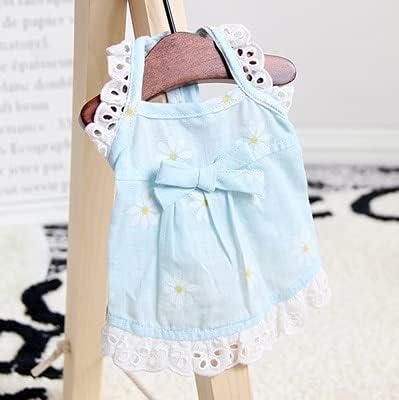 Princess Max Cheap bargain 78% OFF Dog Cat Dress Spring Pet Daisy Summer Little